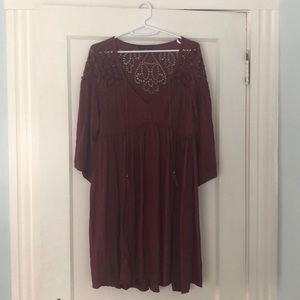 American Eagle dress size medium.